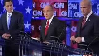 Rudy Giuliani on Farm Subsidies