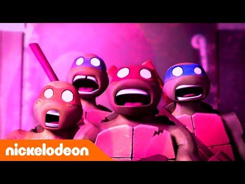Черепашки-ниндзя | 1 сезон 12 серия | Nickelodeon Россия