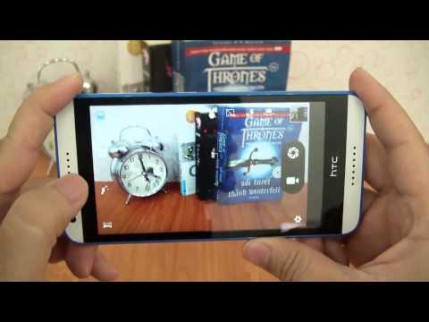 HTC Desire 620G Dual Hands On !