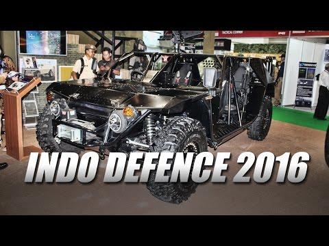 IndoDefence 2016 Expo