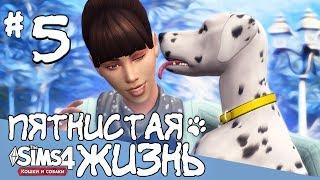 The Sims 4: Пятнистая Жизнь #5 | Украли Собаку | КОШКИ И СОБАКИ |