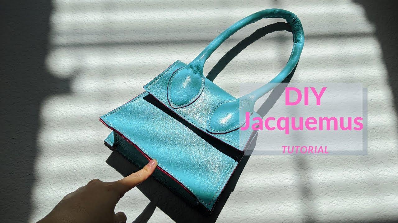 Diy Jacquemus Bag At Home On A Budget