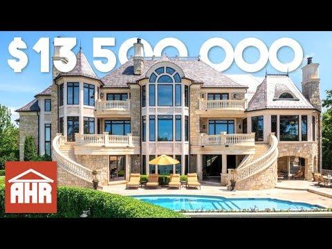INSIDE OF A $13,500,000 MINNEAPOLIS, MINNESOTA MANSION
