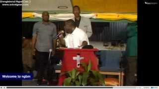 vuclip Prophet Mark Vereen @ NGBM Tent Revival (Part 1)