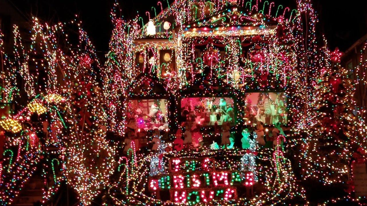 Tacky Christmas Lights