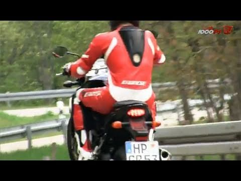 Vergleich Straßenmotorräder - Suzuki GSR 750