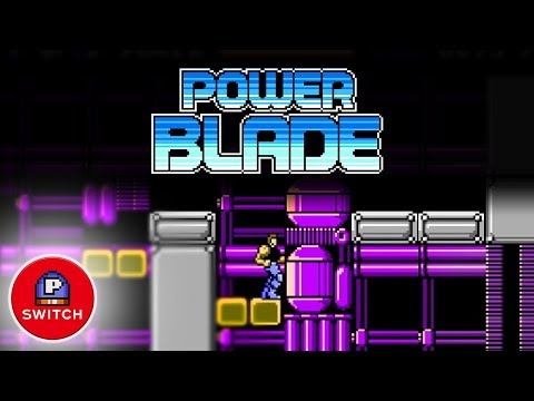 Power Blade (NES) | Full Walkthrough + Fun Game Facts | 1080p