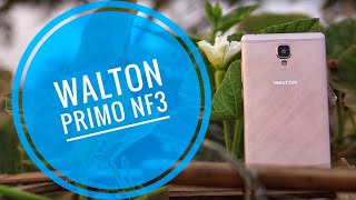 Walton Primo NF3 Review In Bangla | Phablet!