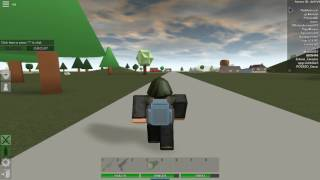 ROBLOX Apocalyse Rising Reimmagined TWO FEDOROVS AND A GPS!!!!!!!