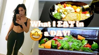 What I EAT in a DAY | WINTEREDITION | EINFACH & LECKER | LamiyaSlimani