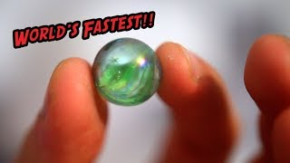 The Fastest Falling Ball on Earth?! Incredible Science Gravity Episode #3 of 5