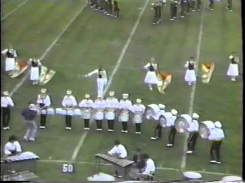 1988 Mountain View High School Spartan Marching Band  - Mountain View, CA