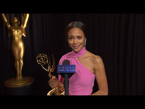 70th Emmys Thank You Cam: Thandie Newton From Westworld