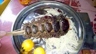 ตำบักหุ่งใส่ปูนาเมนูนี้บอกไว้เลยว่าสุดยอดแห่งความอร่อย