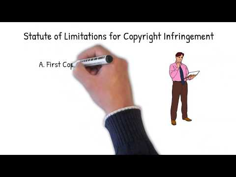 Statute of Limitations for Copyright Infringement
