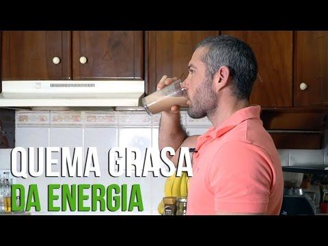 El MEJOR Batido Para Bajar de Peso Saludablemente - Quema Grasa y Dá Energía