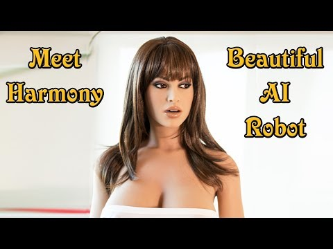Harmony, A Beautiful Lady Ai Robot Can Replace Your Bed Partner ||  Advanced Humanoid Robot.