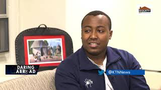 Daring Abroad; Michael Kitimet, Top Kenyan Student at University of Richmond