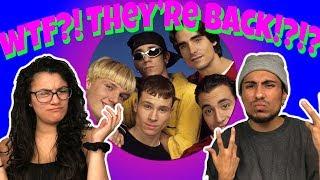 Baixar Backstreet Boys - Don't Go Breaking My Heart REACTION