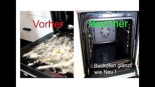 Backofen Reinigen ! Schnell & einfach mit diesen Trick ! - Clean the Oven Fast & Easy !