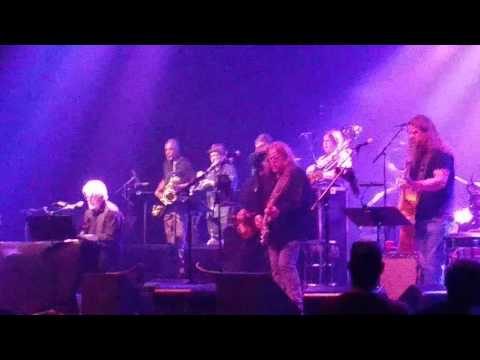 Last Waltz New Orleans with Michael Mcdonald, Don Was, Warren Haynes and many others
