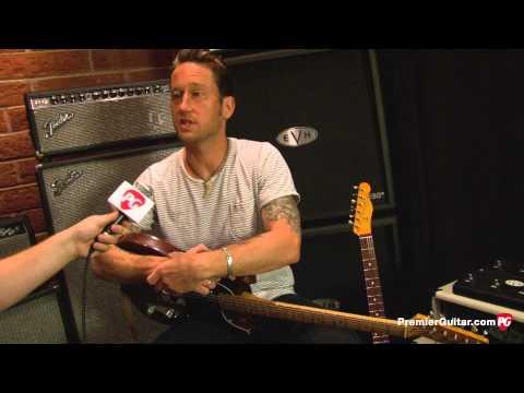 Artist Interview - Foo Fighters' Chris Shiflett