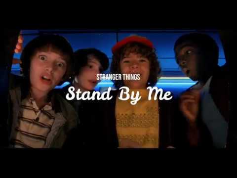 Stranger Things Kids   Stand By Me