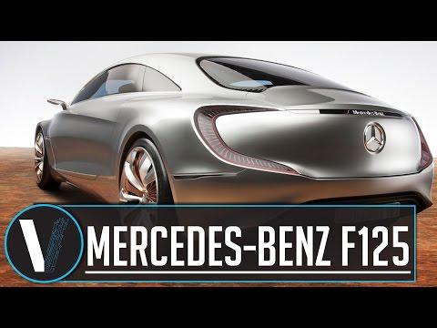 2016 Mercedes-Benz F125 Concept