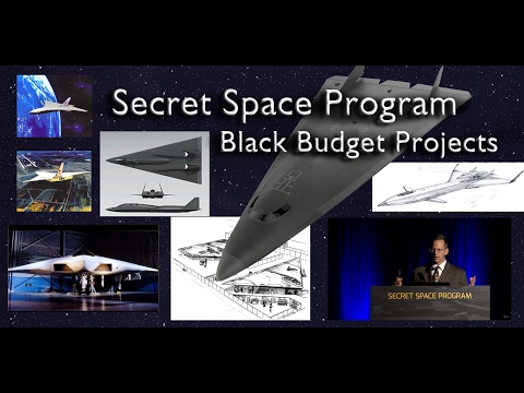 U.S. Classified  Black Budget Aircraft / Secret Space Progra