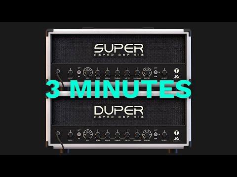 3 Minutes of Amped Super Duper