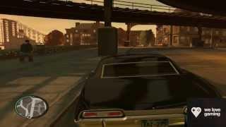 GTA IV - Supernatural Dean Winchester