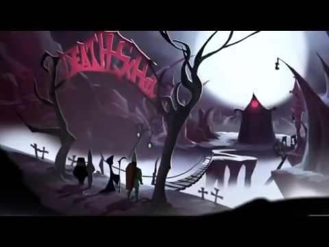 Смотреть онлайн бесплатно мультфильм ужасы