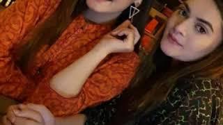 Most Beautiful Clicks of Aiman Khan and Minal Khan