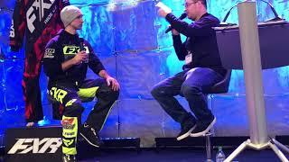 Intervju med Kyle Pallin