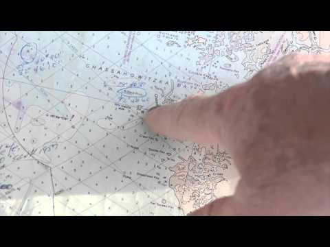 GPS Fishing Spots Number Conversions Map To Chart Plotter (any)