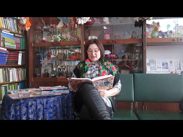 Изображение предпросмотра прочтения – СветланаТараканова читает произведение «Как мужик жену от сказок отучал» (Русский фольклор )