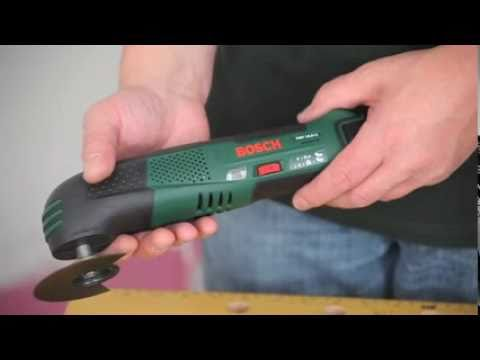 Review: Bosch PMF 10.8 - The Multifunctional DIY Power Tool