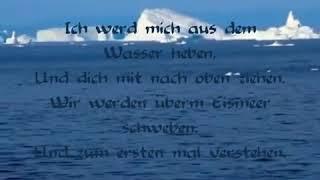 Andreas Bourani - Eisberg [Lyrics on screen]