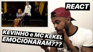 Baixar Kevinho e Mc Kekel - O Bebê || REACT | REAÇÃO