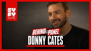 Why I Killed Lockjaw: Donny Cates On Inhumans, Marvel Knights & More (Behind The Panel) | SYFY WIRE