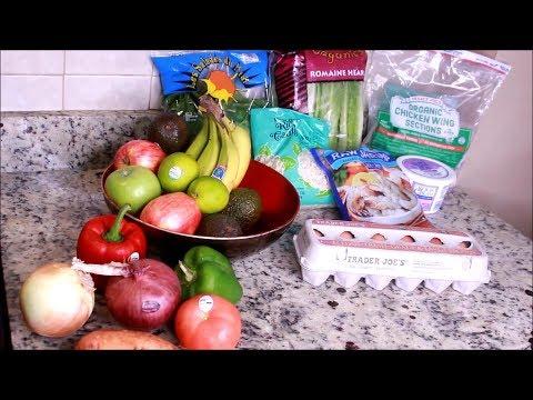 Low Carb /Keto Meal Prep Trader Joe's Food Haul & Giveaway Winners