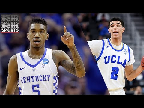 Pro Comparisons for Top NBA Draft Prospects