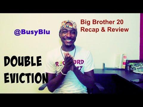 Big Brother 20 Ep. 35 Recap and Review #BB20 #BigBrother20