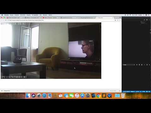 rtsp streaming node js ip camera jsmpeg - YouTube