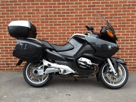 For Sale BMW R1200RT www.ridersmotorcycles stk# 23065
