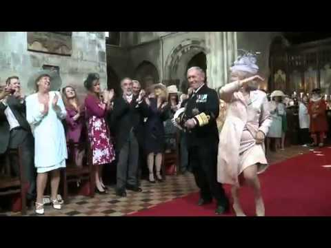 Royal Wedding Spoof Prince William And Catherine Middleton JK Dance HRH Marriage By T Mobile