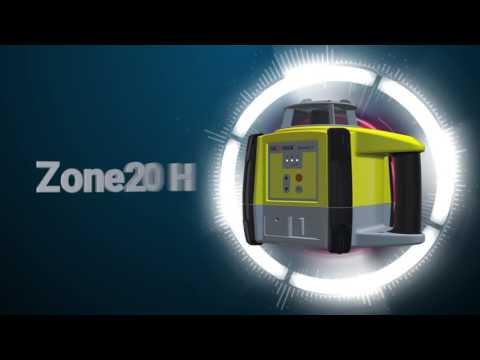 Geo Max -Livelli Laser Rotativi serie Zone Su Tutto Cantiere
