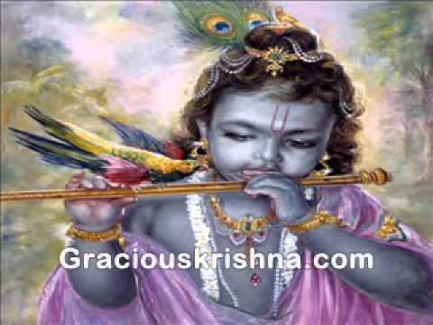 Krishna Bhajan - Krishna murari ji aankh base man bhaave- Jagjit Singh.flv