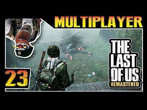 The Last of Us Remastered - Multiplayer Parte 23 - Queima F4L4F1N0