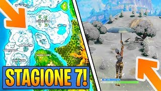 REVEALED the HISTORY of SEASON 7! RAGNAROK KEY THE NEVE BUFERA! Fortnite Royal Battle